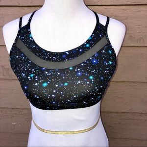 Victoria Sport galaxy sports bra